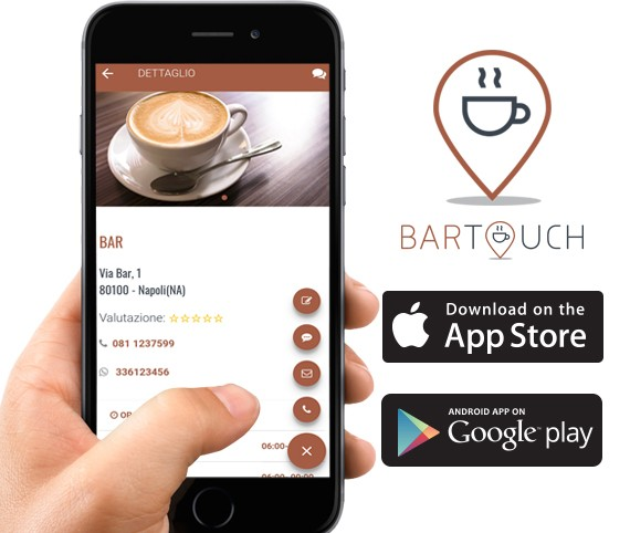 BarTouch App Mobile-App Mobile