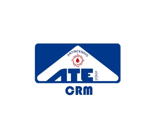 Crm Ate-Web App
