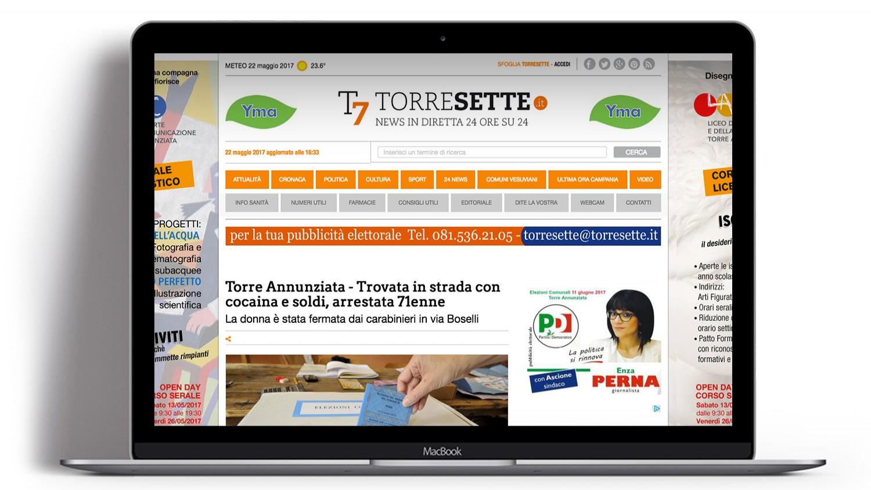 Syria Web Portfolio - Torresette