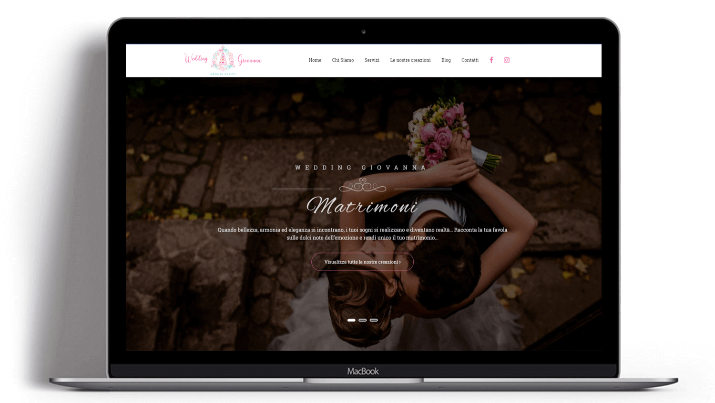 Syria Web Portfolio - Wedding Giovanna