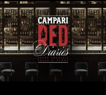 CAMPARI 'RED DIARIES' : UNA CAMPAGNA DA OSCAR
